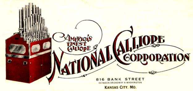National New-Tone Calliope Logo.