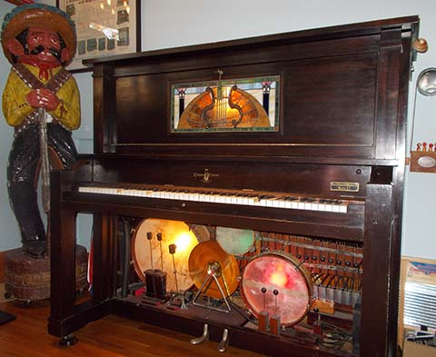 Empress Electric Style Y Orchestrion.