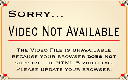 Seeburg Factory Video Not Available